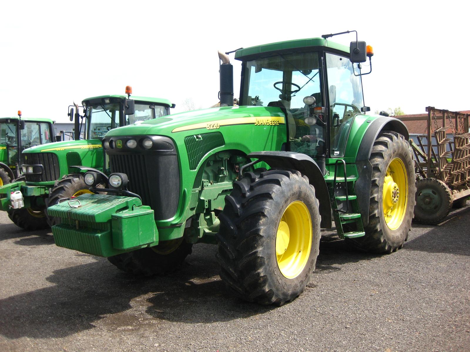 Opravář zemědělských strojů – Všechovice